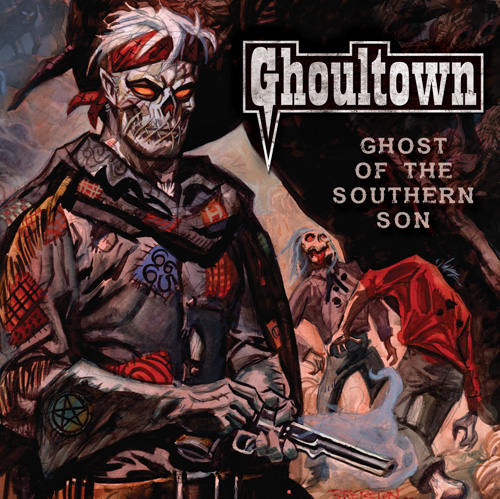 Ghost of the Southern Son CD - Click to Close