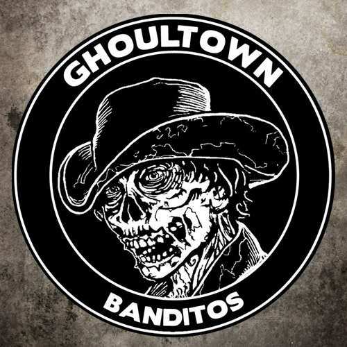Ghoultown Banditos Sticker - Click to Close