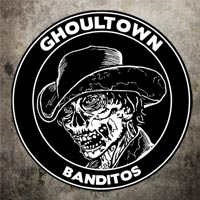 Ghoultown Banditos Sticker