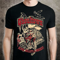 Blood, Bullets and Whiskey Shirt
